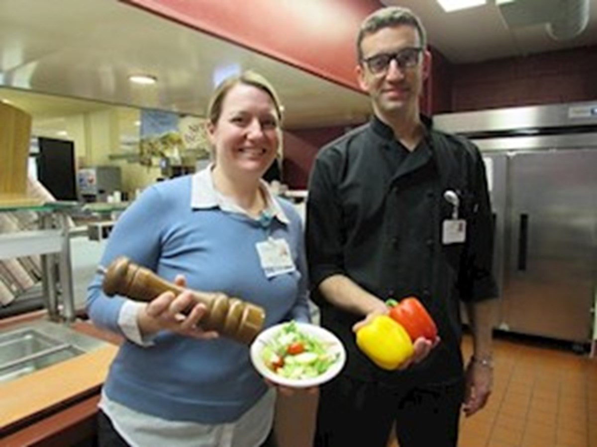 South County Hospital wins local food challenge
