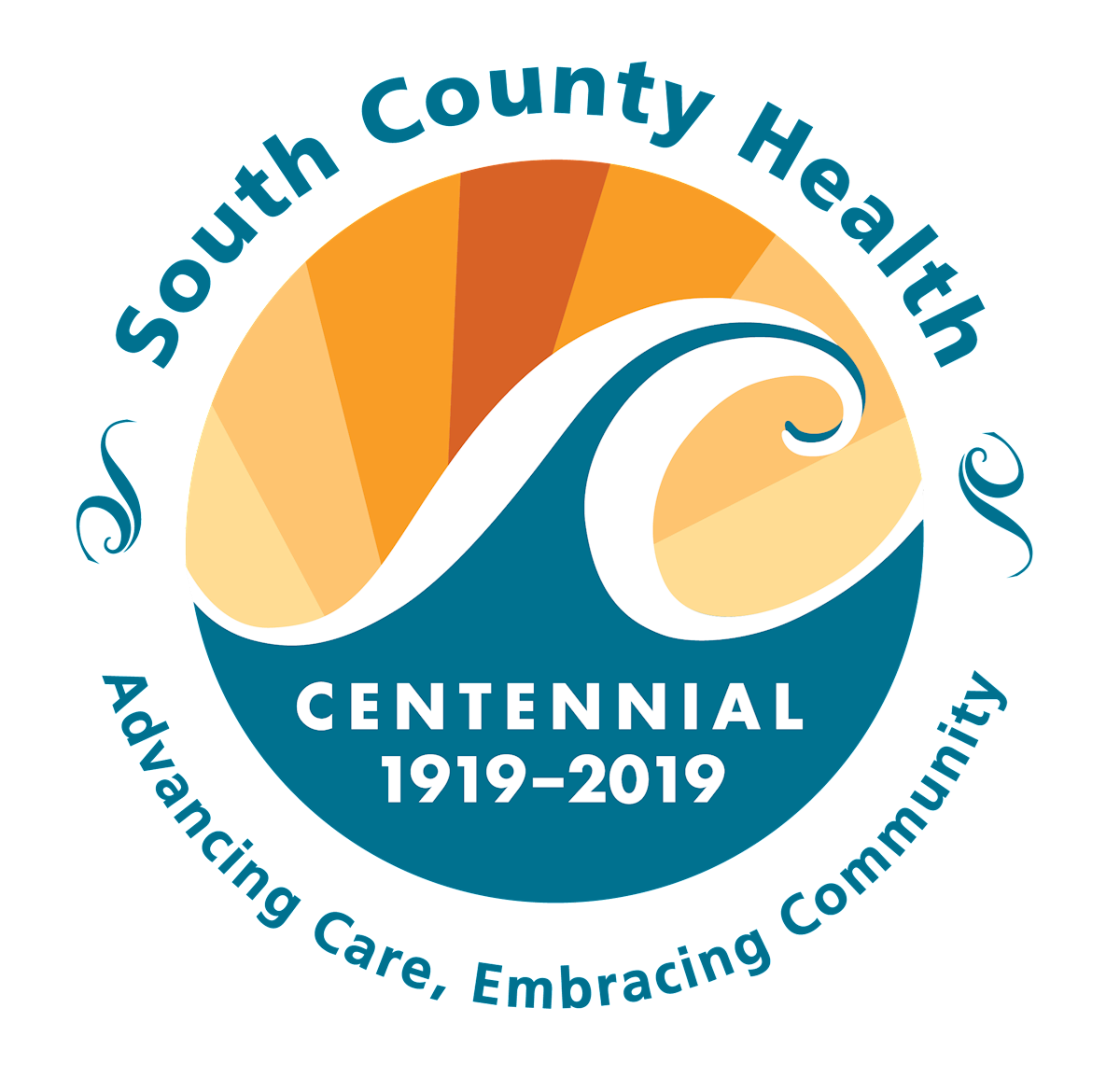 South County Health unveils Centennial timeline