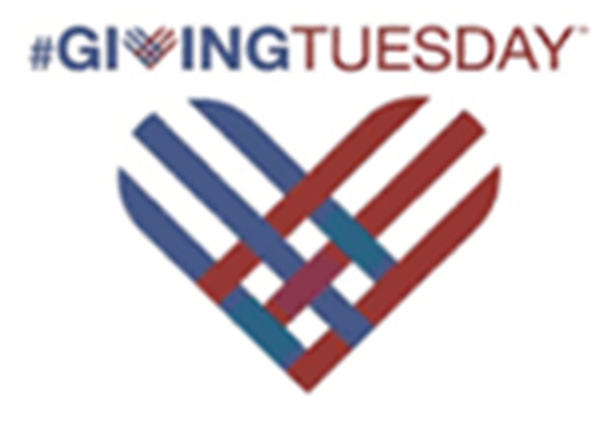 Help us help others. December 3rd is Giving Tuesday.