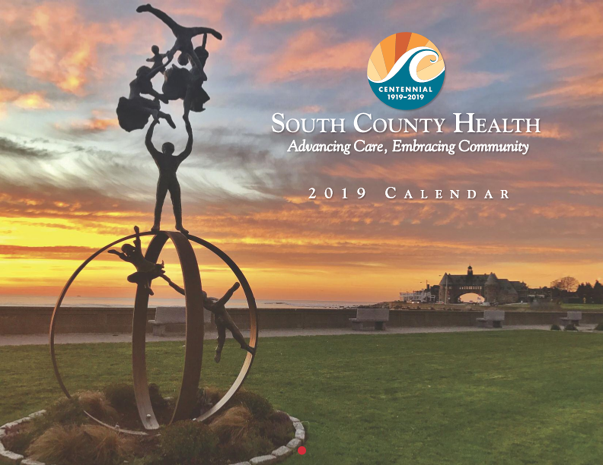 Submit your photos for the 2020 Scenes of South County calendar
