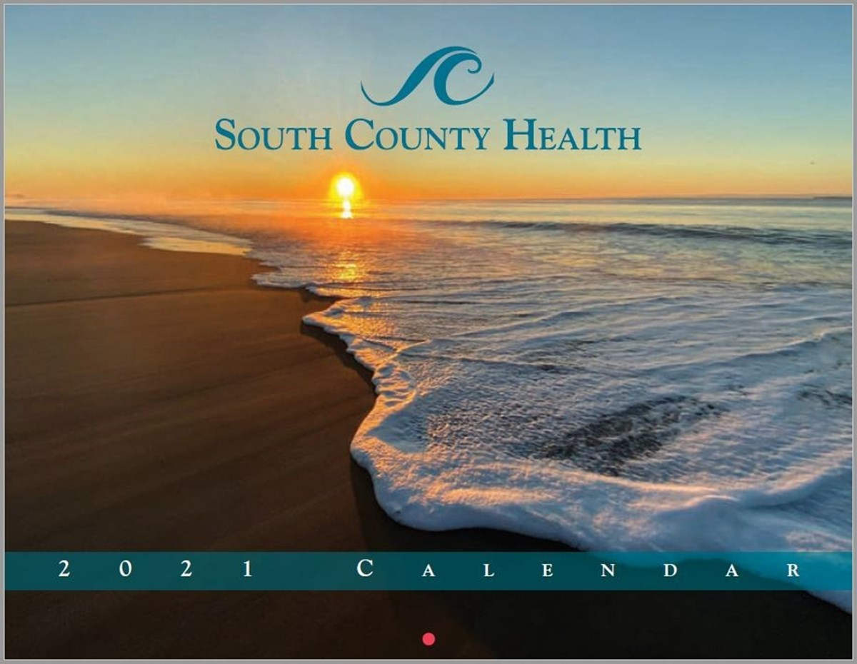 The 2021 South County calendars are here!