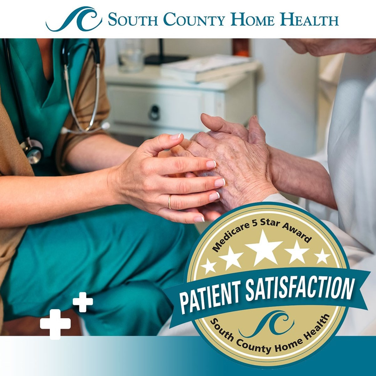 Home Health receives 5-Stars for Patient Experience