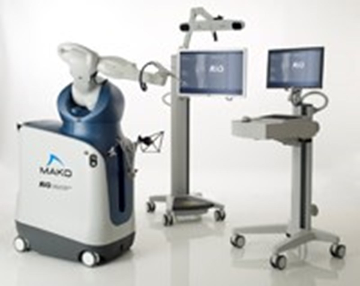South County Hospital gains Mako robotic arm-assisted technology