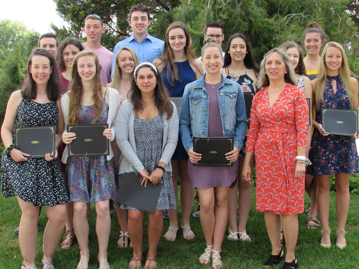 22 local students receive South County Health scholarships