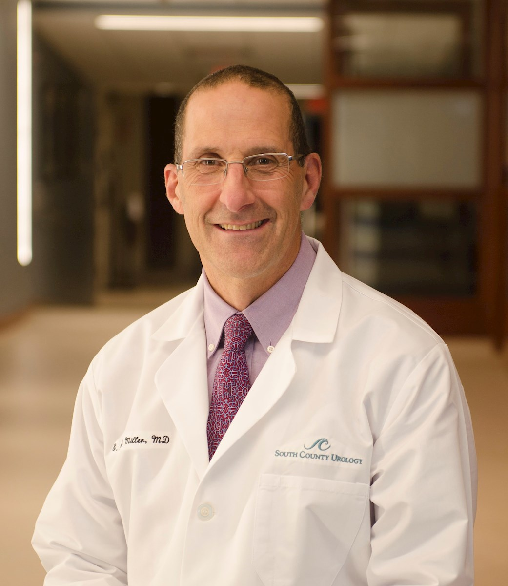 E. Bradley Miller, MD, South County Urology