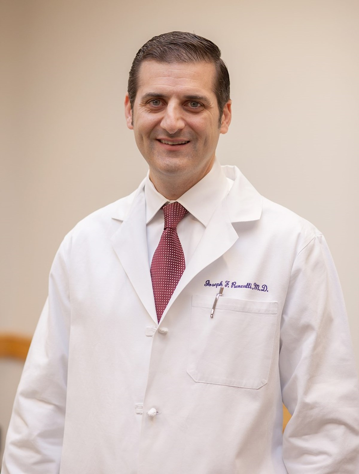 SCH welcomes Dr. Joseph Renzulli to medical staff