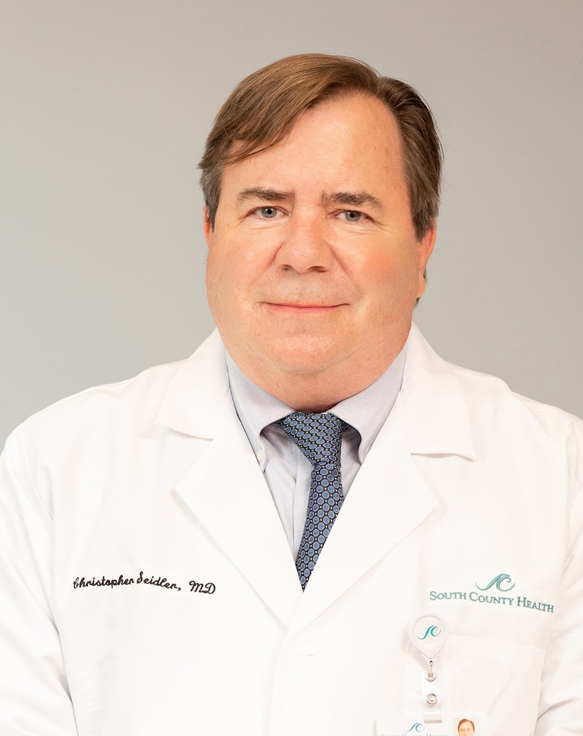 Dr. Christopher W. Seidler joins Cancer Center Team