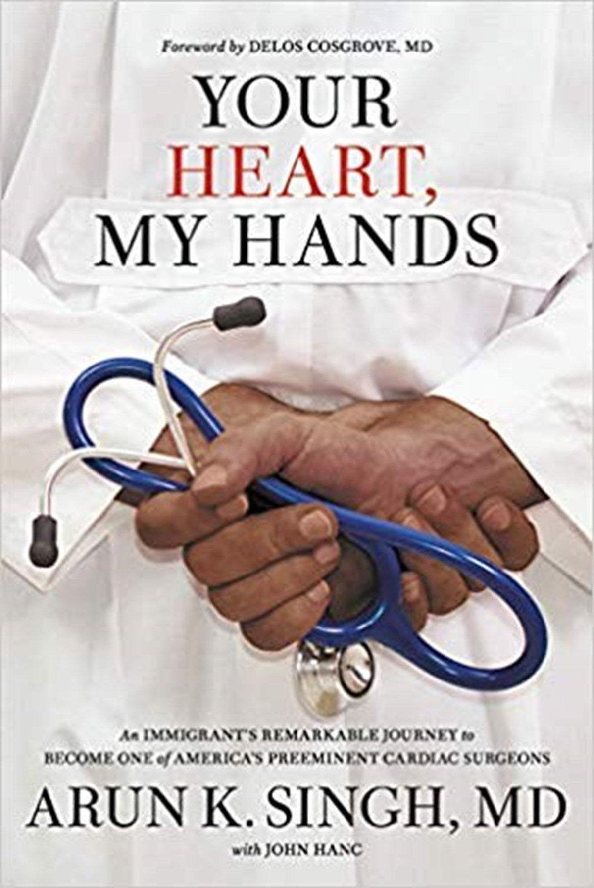 Dr. Arun Singh to sign book at South County Hospital